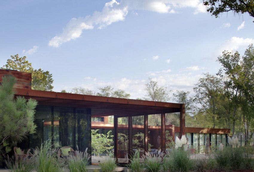 Heavy Metal | Residential Architect | Hufft Projects, Joplin, MO, Single Family, Custom, Design Awards
