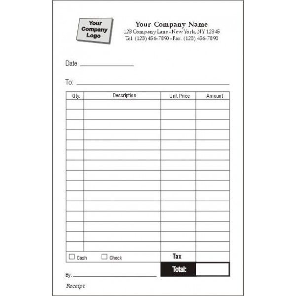 Order Forms Receipt Forms Invoice Forms Sales Books Apple - downloadable receipt