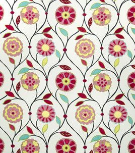 Tropical Home Decor Fabric