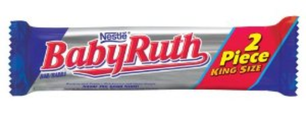 Babyruth King Size Candy Bars Reviews Q A Influenster Candy Bar Candy Baby Ruth