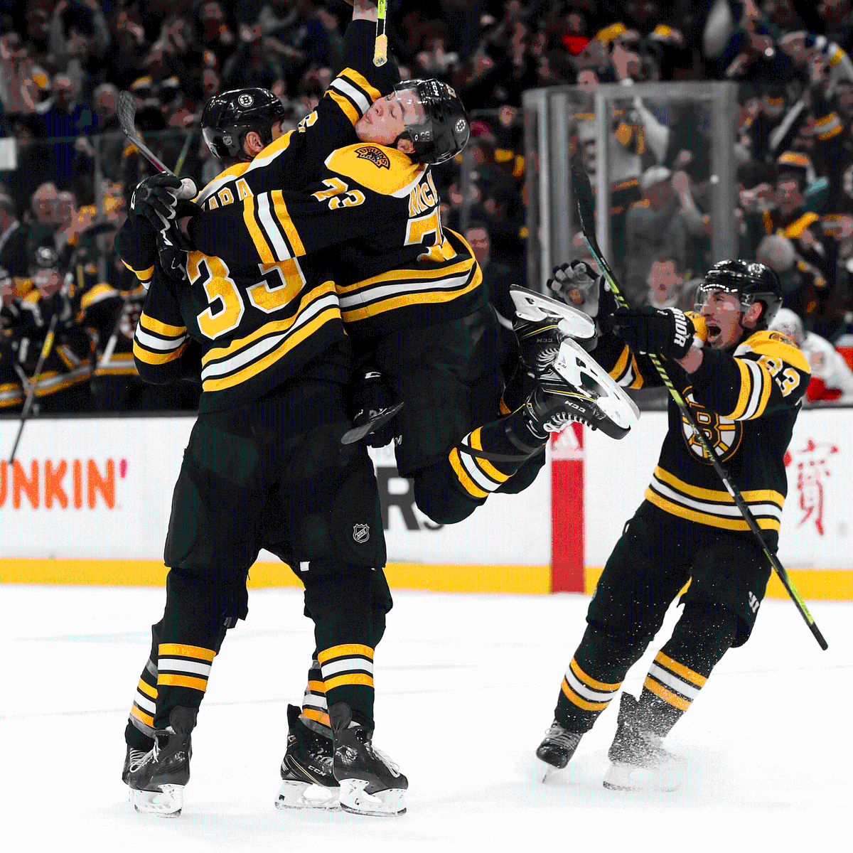 Nhl On Twitter Boston Bruins Hockey Bruins Hockey Bruins