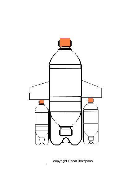 Professional Water Rocket Guide   rockets   Water rocket