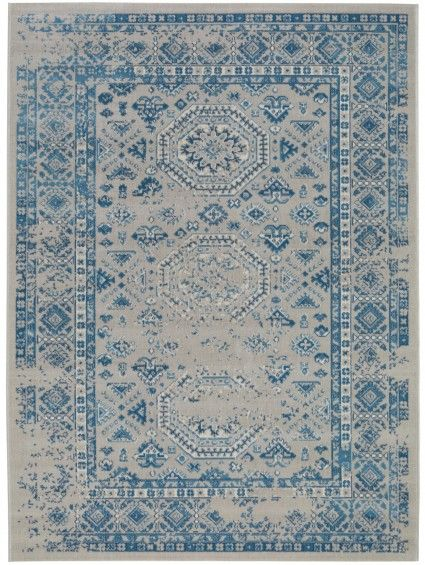 teppich antique blau floor pinterest teppiche blau und einrichtungstipps. Black Bedroom Furniture Sets. Home Design Ideas