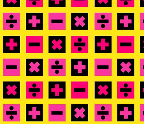 Colorful Fabrics Digitally Printed By Spoonflower Math Squares Yellow Ch Jojo Stardust Crusaders Jojo S Bizarre Adventure Jojo Bizzare Adventure