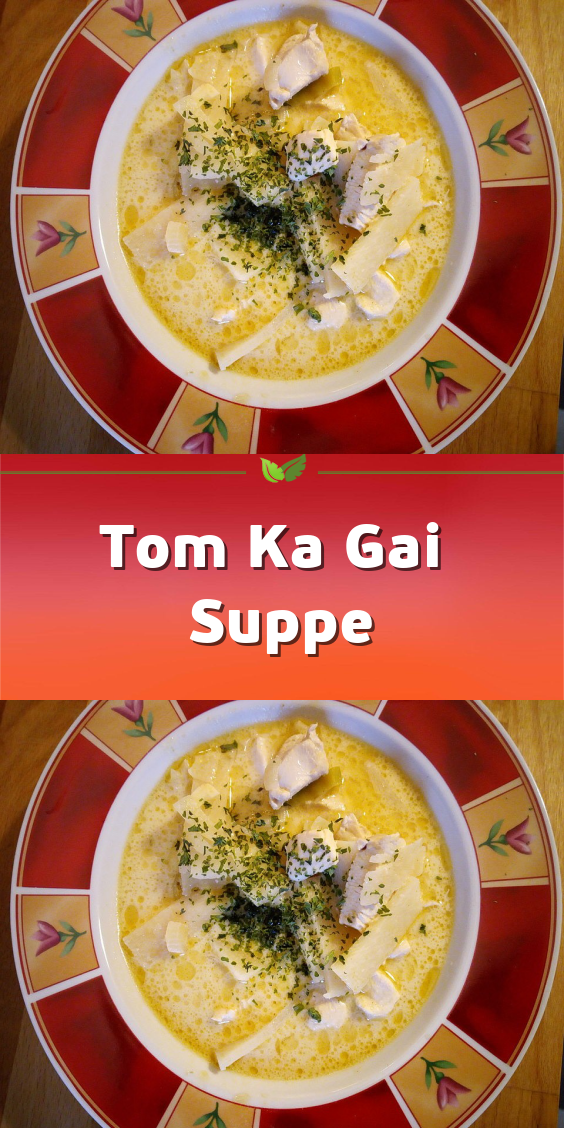 Photo of Tom Ka Gai  Suppe