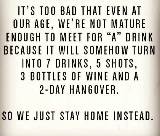 We still can't act right!   Best Bitches   Hangover humor