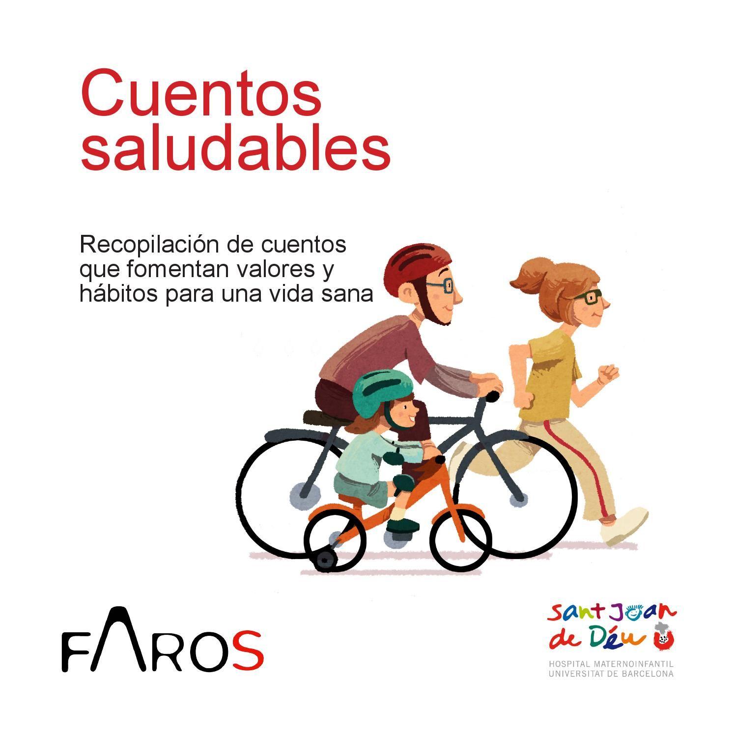 Cuentos Saludables Vida Saludable Para Niños Vida Sana Refuerzo Positivo Niños