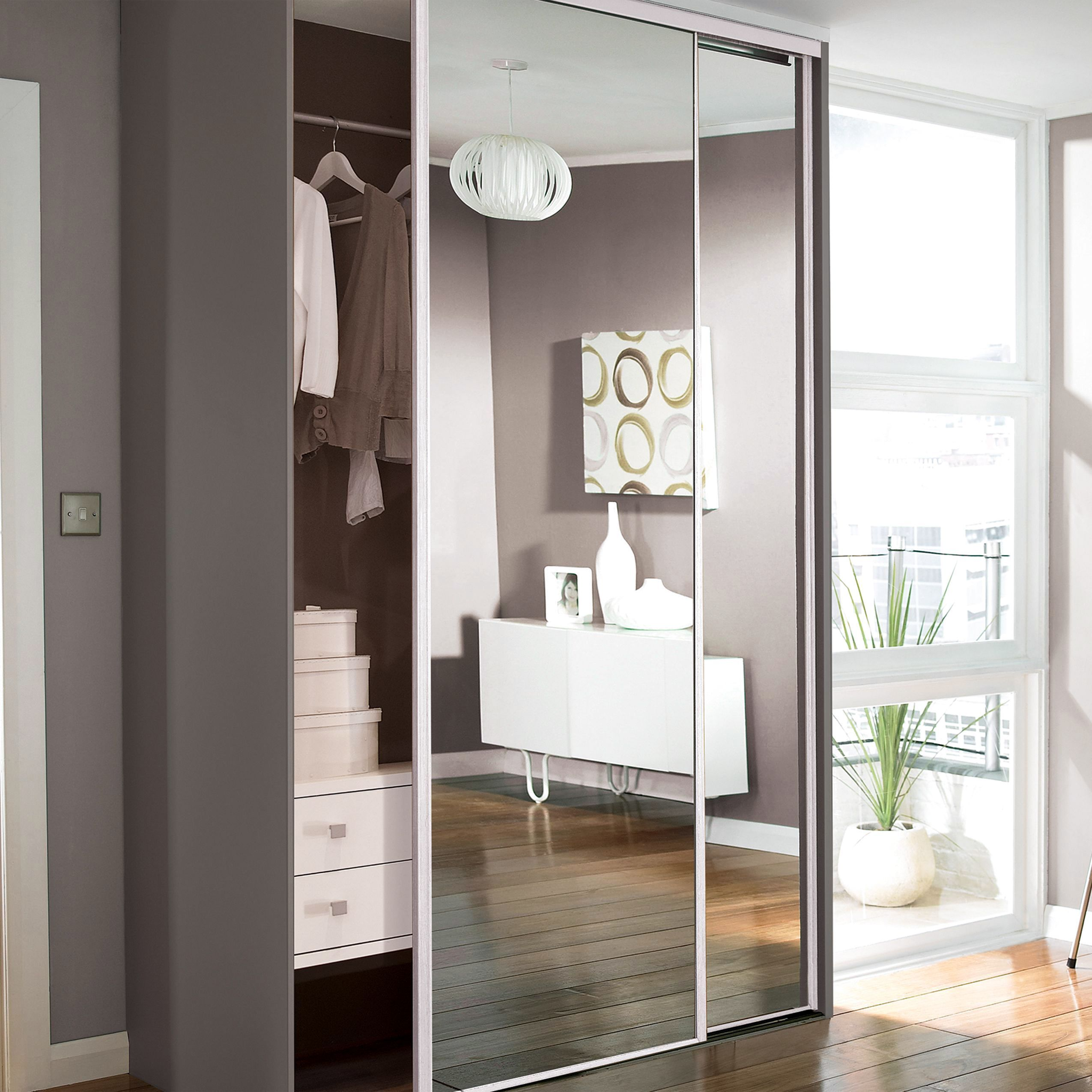 Sliding Door Wardrobe An Amazing Place To Keep Things Sliding Mirror Closet Doors Sliding Wardrobe Doors Wardrobe Doors