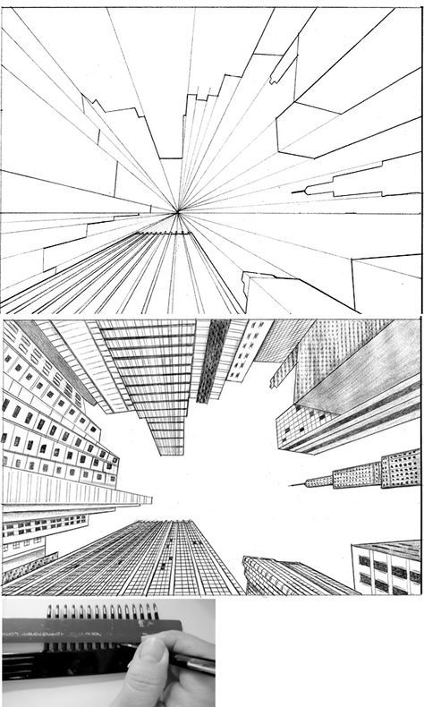 Buildings Drawing Pinterest Draw Art And Perspective Art