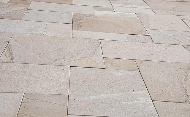 tile floor tile repair