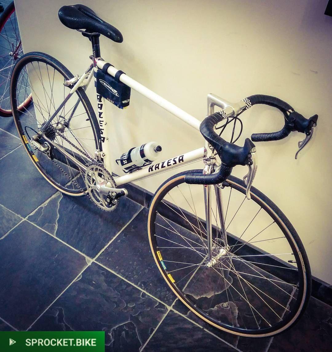 1991 Razesa Spanish road racing bicycle  The company used to