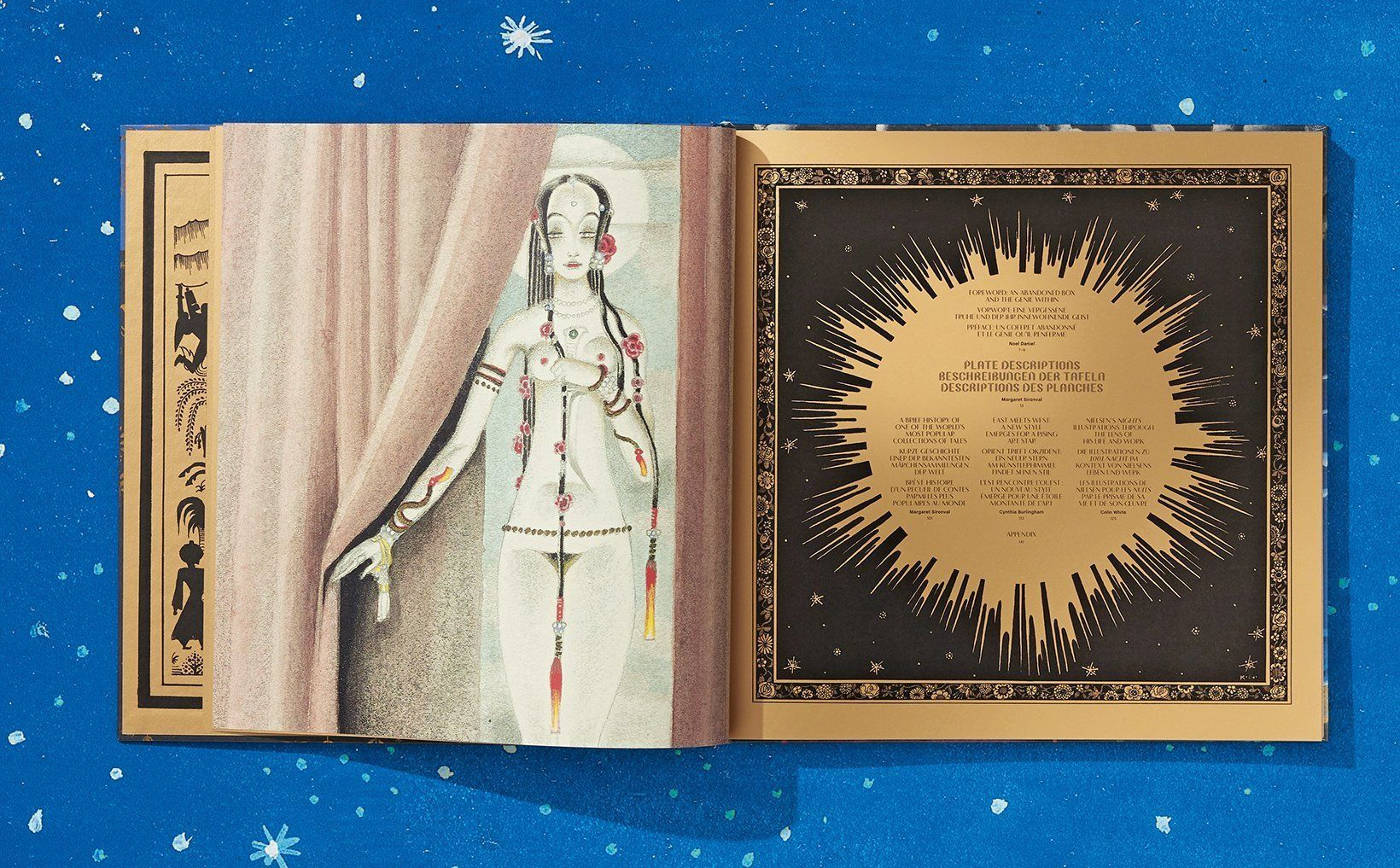 Kay Nielsen S A Thousand And One Nights Kay Nielsen Book