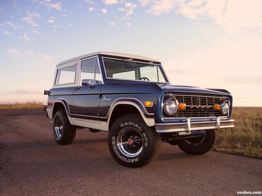 Classic Ford Bronco Allcollectorcars Com In 2020 Ford Bronco