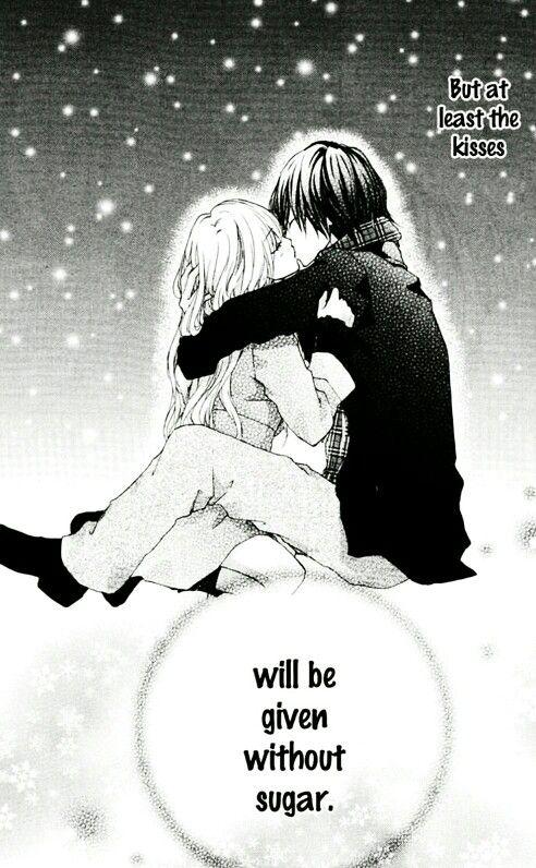 Given Sugarless Kiss Manga Kasshi Senpai Ami Anime And Manga