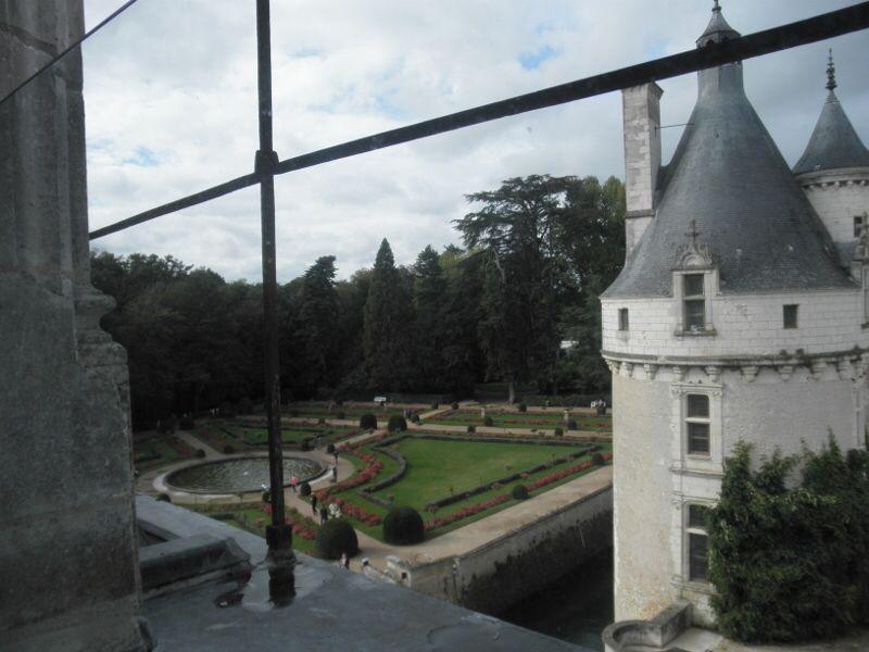Château de Chenonceau(シュノンソー城)