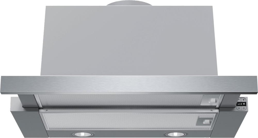 Bosch Hui54451uc Pull Out Hood Bosch Appliances Bosch Under Cabinet Range Hoods
