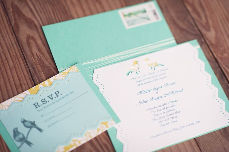 diy invitations supplies: card stock, bird punch, edge punch, Wedding invitations