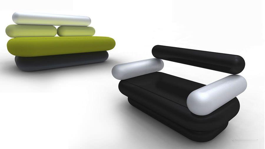 50 Divani Componibili o Modulari dal Design Moderno | Pinterest | 50th