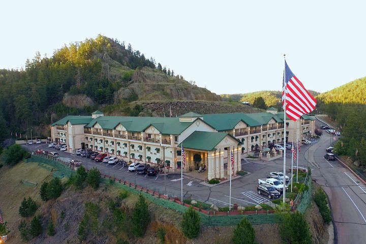Our Hotel Baymont Inn Suites Keystone Near Mt Rushmore In