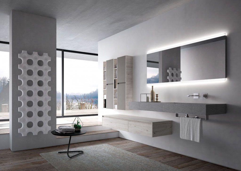 Nyù: mobili bagno eleganti per bagni moderni | Bagno in 2019 ...