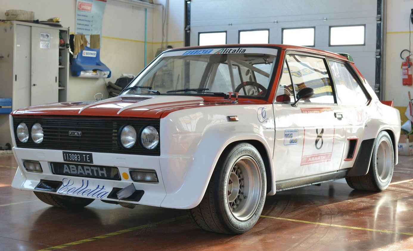 1977 Fiat Other 131 ABARTH RALLY