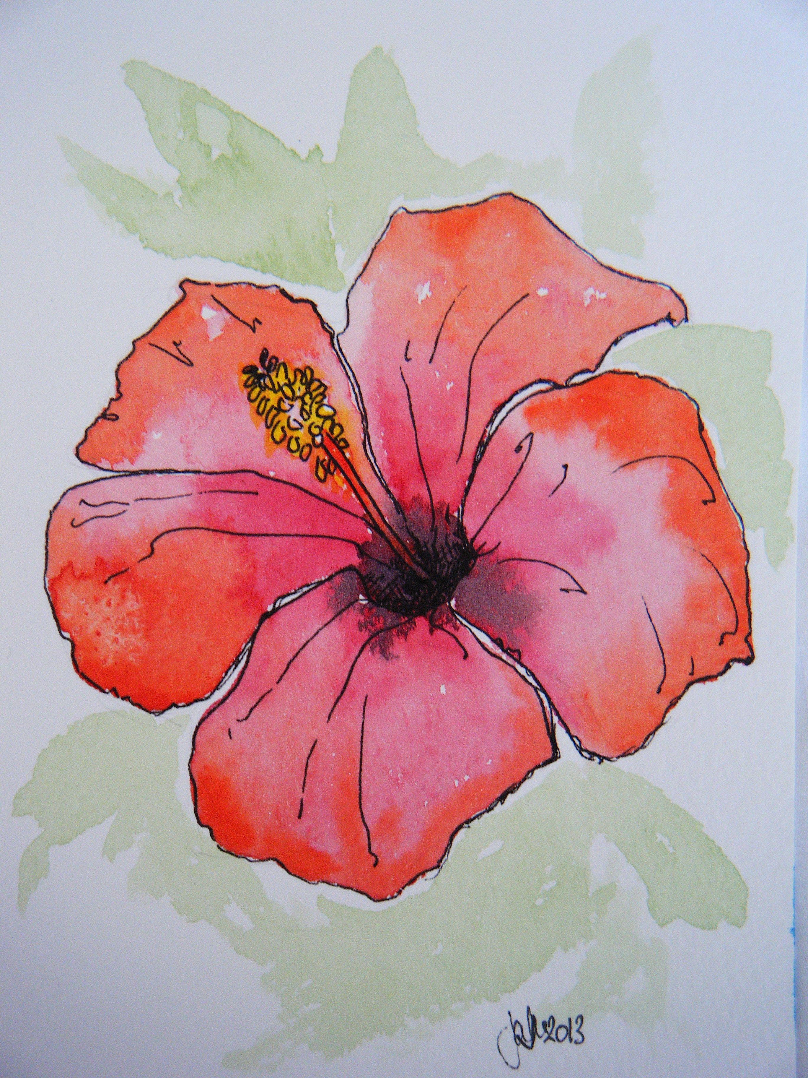 Jakeart1 Artist Commissions Unique Gift Ideas Flower Painting Watercolor Flowers Watercolor Art