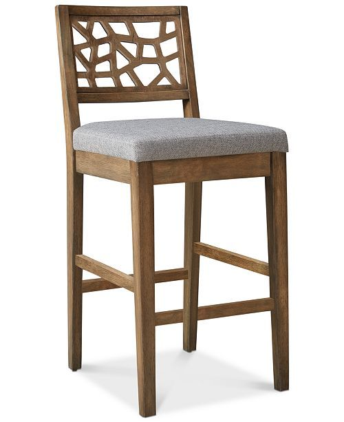 Incredible Crackle Bar Stool At Macys Bar Stools Counter Stools Machost Co Dining Chair Design Ideas Machostcouk