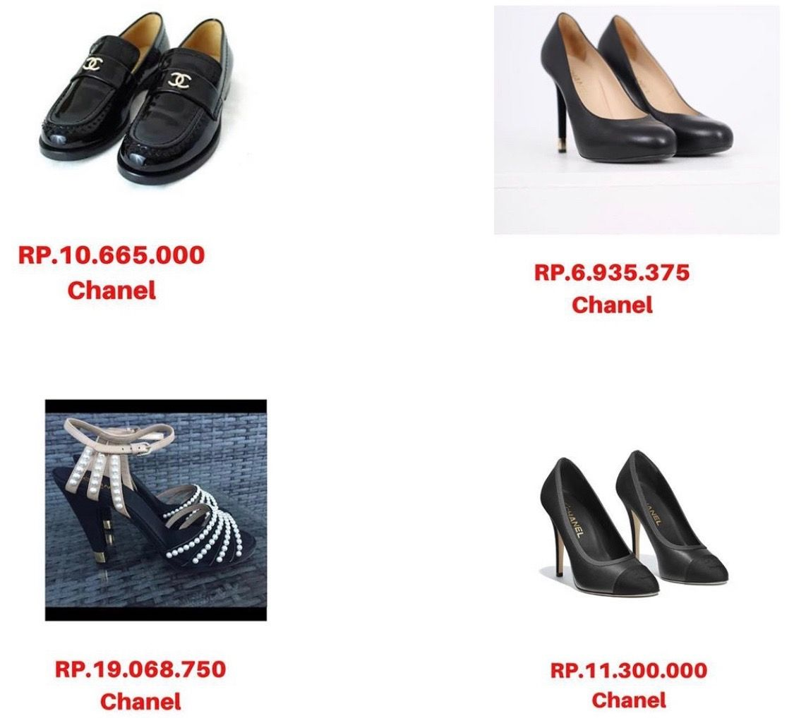 Jennie's shoes collection by @jforjennie | Shoe collection