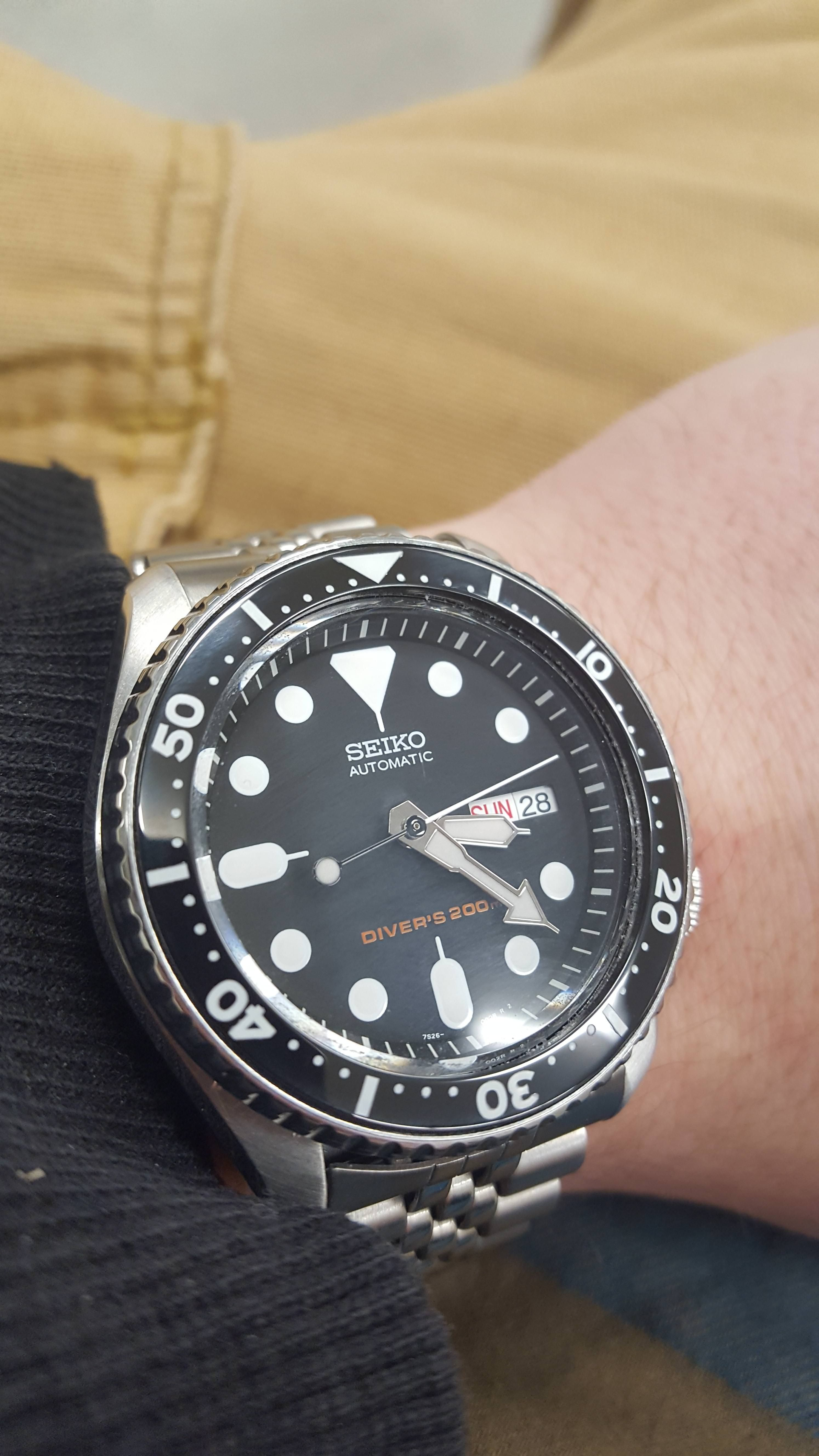 Pin by Robert Somogy on Watches | Watches, Seiko watches