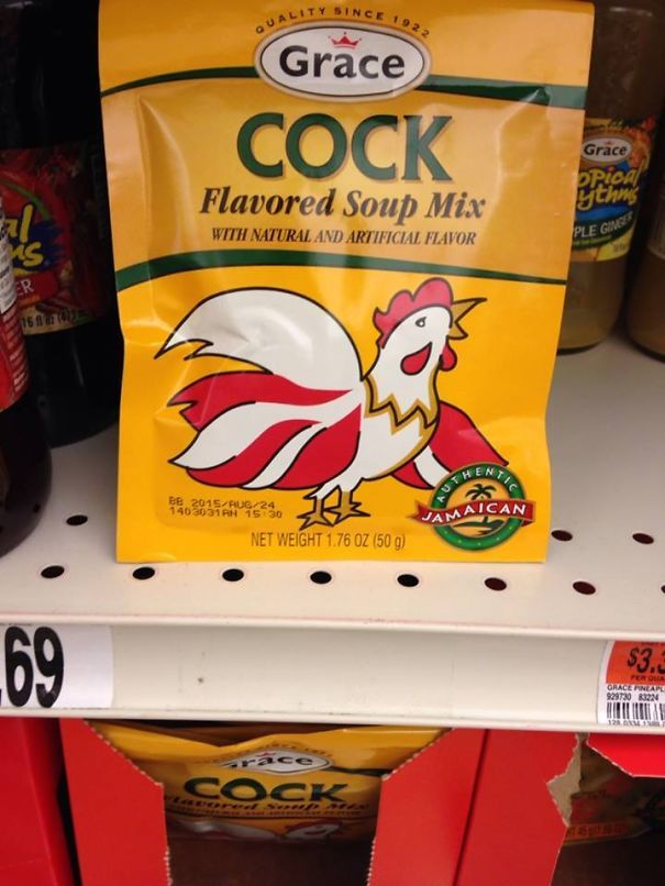 126 Of The Worst Packaging And Labeling Fails Ever Packaging Labels Funny Pictures Soup Mixes