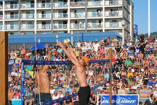 Seaside Oregon Seaside Oregon Beach Volleyball Volleyball Tournaments