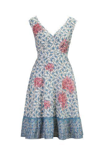 eShakti Women's Floral embellished cambric print dress XL-16 Regular Off-white/blue/coral eShakti,http://www.amazon.com/dp/B00J119OOM/ref=cm_sw_r_pi_dp_wI4Ctb1JE5E70K1E