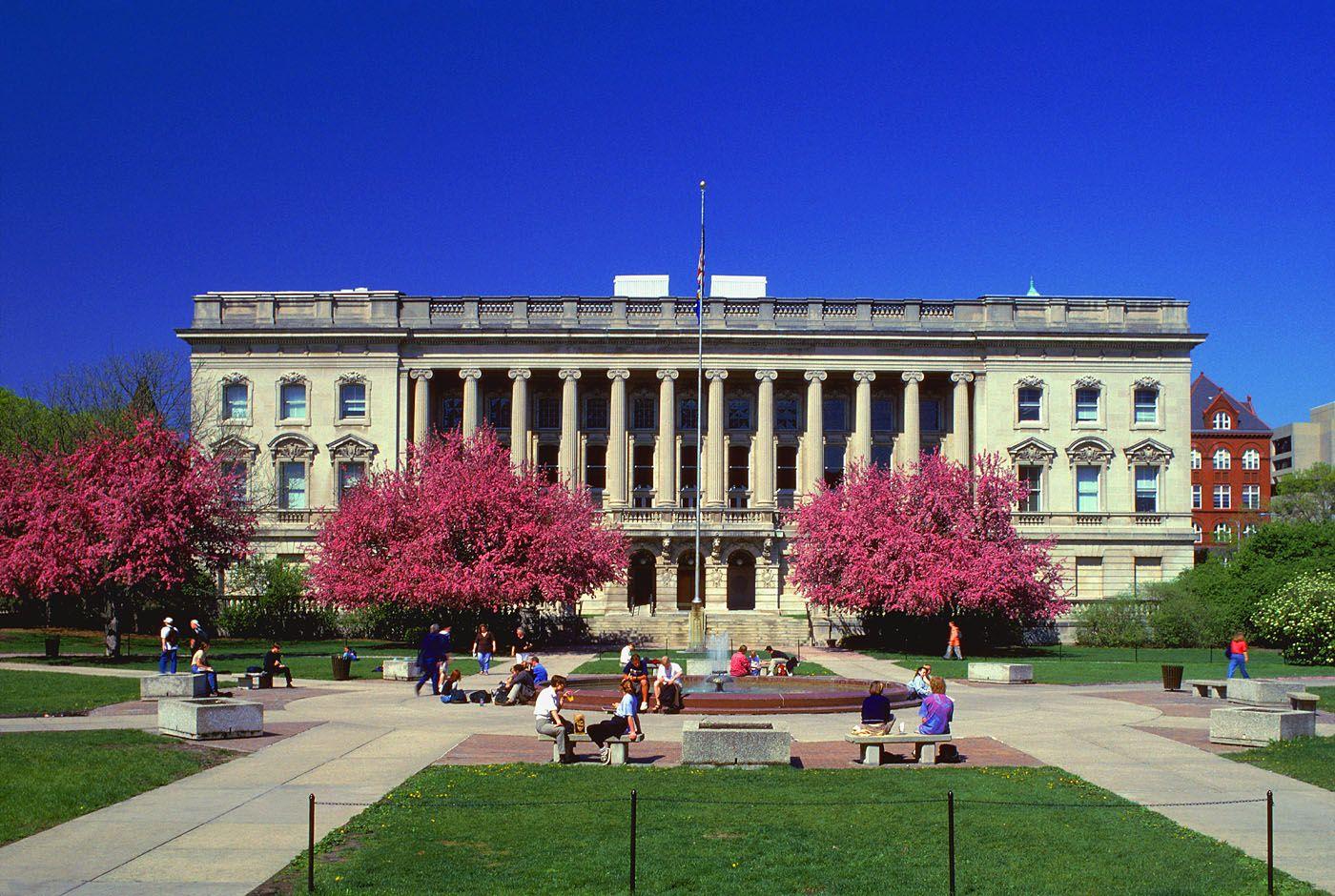 University of Wisconsin University of wisconsin, School
