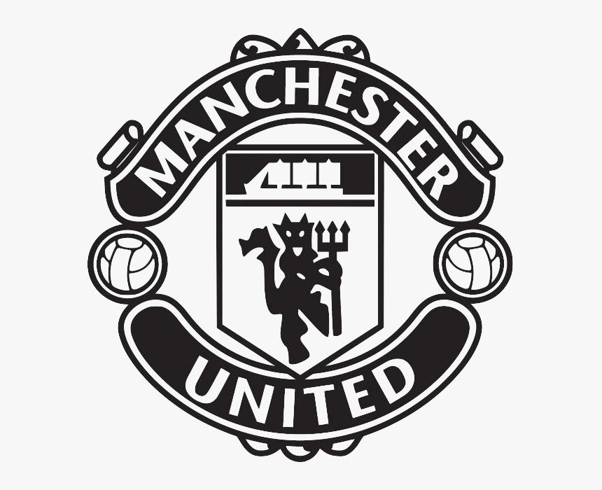 Man United Logo Png Manchester United Logo Black And White Transparent Png Is Free Transparent Png Image To Explore More Simila Desain Logo Olahraga Desain