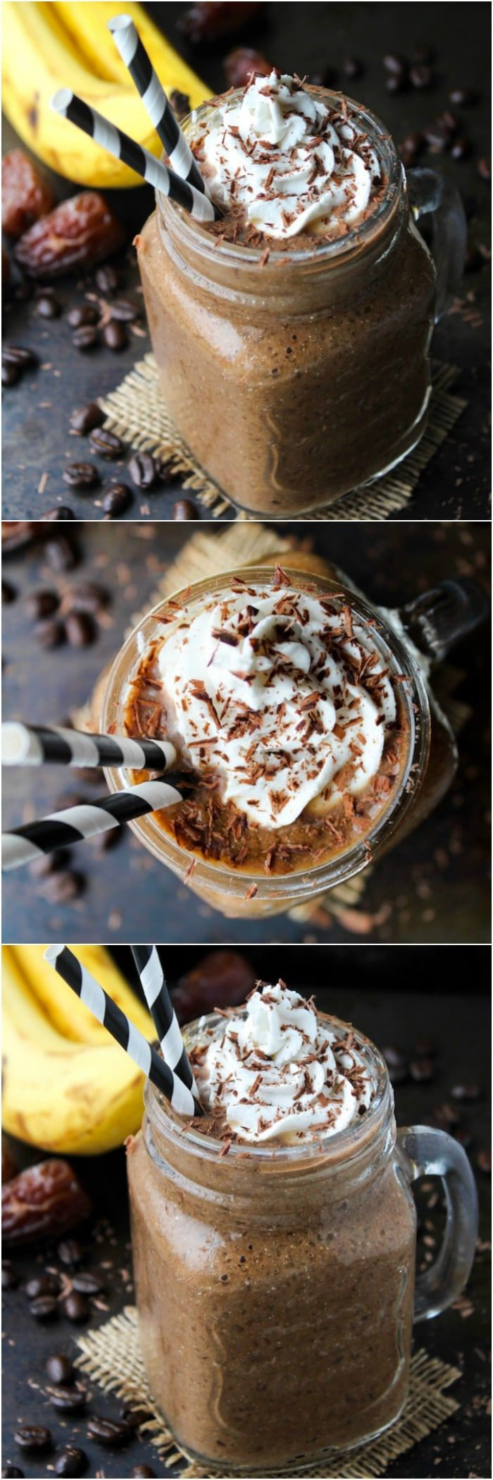 Photo of Chocolate Coffee Smoothie