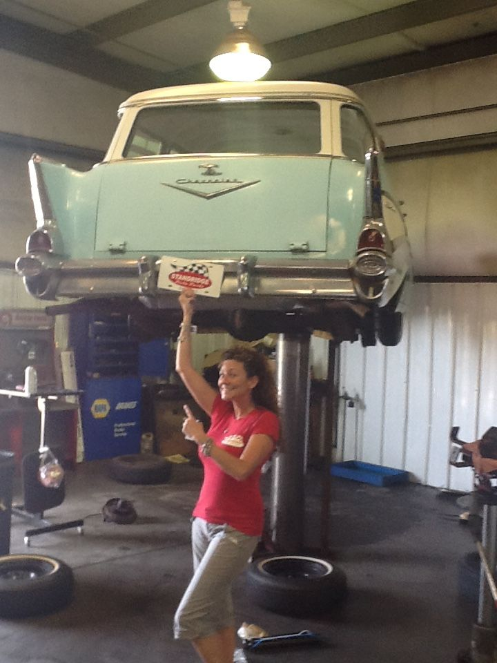 The Adventures of Jan and Jody Salvage Parts Used Auto Parts Junk ...