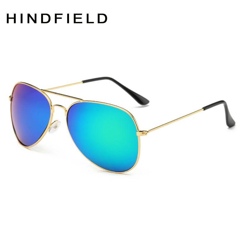 Women Pilot Sunglasses Aviator Metal Frame Women Sunglasses 2017 ...