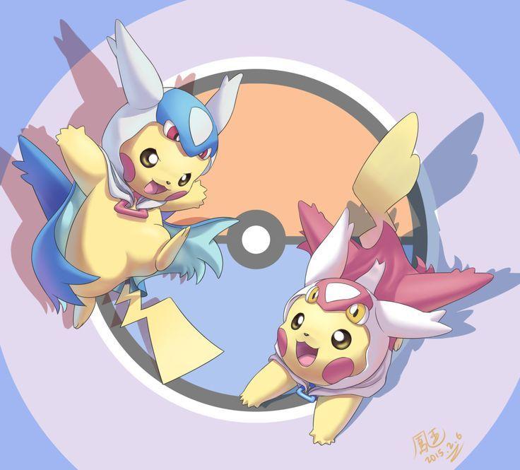 Rule Pokemon Raichu Shaymin Tagme-pic5880