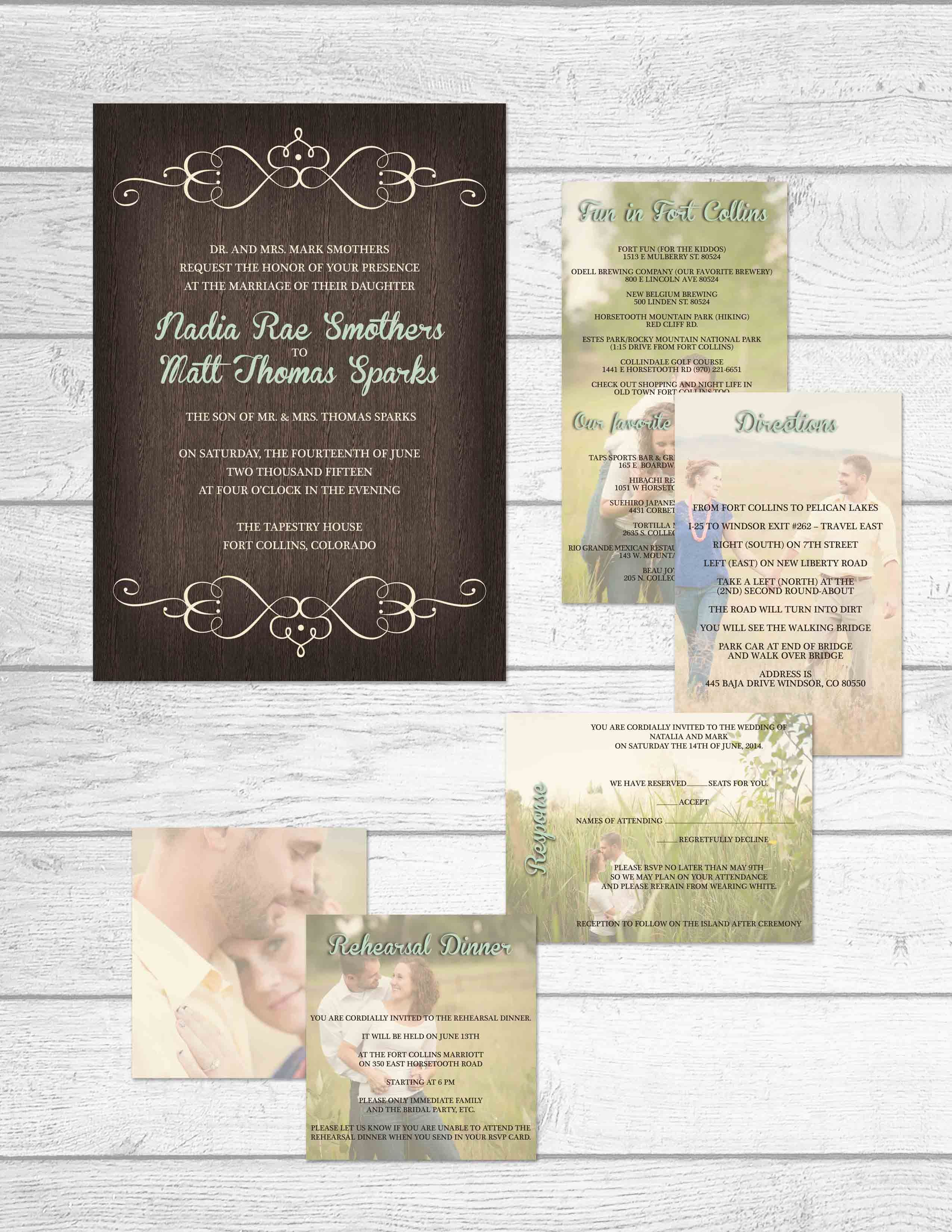 how to address wedding invitations inside envelope%0A Wedding invitations
