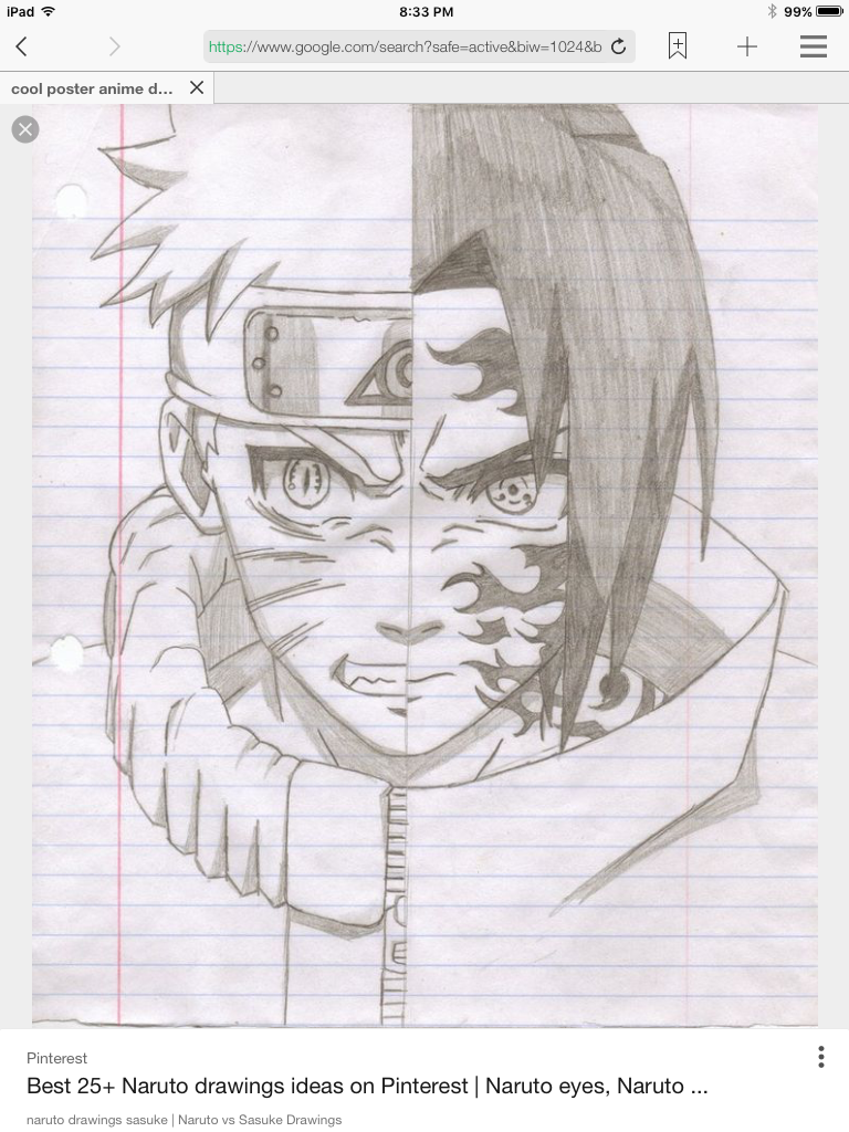 Wow this is awesome naruto sketch drawing sasuke drawing naruto drawings anime sketch
