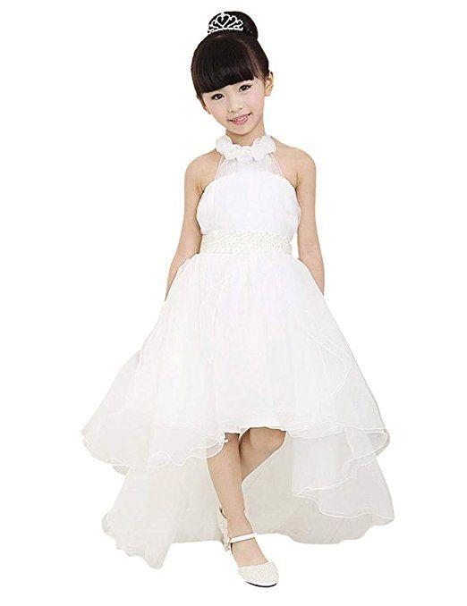 Acheter Ados Filles Princesse Robe Enfants Soirée Robe De Soirée Fleur Filles Robe De Mariage Robe Enfants Robes Pour Filles Costume 8 10 12 14 Année
