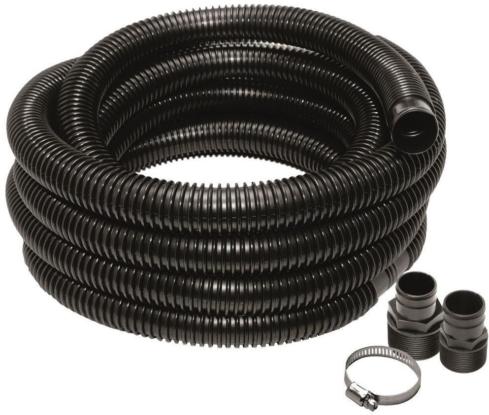 Sump Pump Discharge 11/4 In. X 24 Ft. Flexable Extension