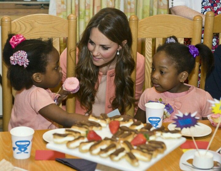 4/29/13 Kate visits a children's hospice.