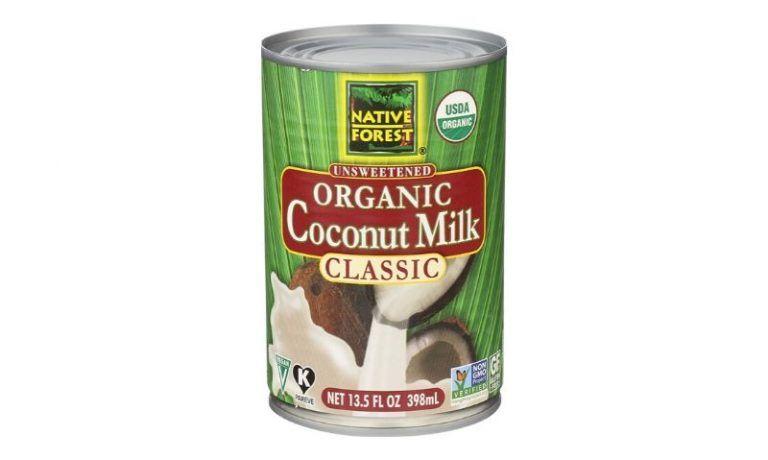 coconut milk coffee creamer keto