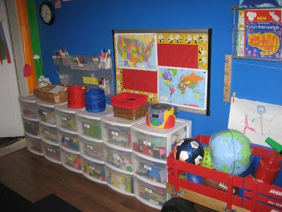 Our School Room - 1+1+1=1