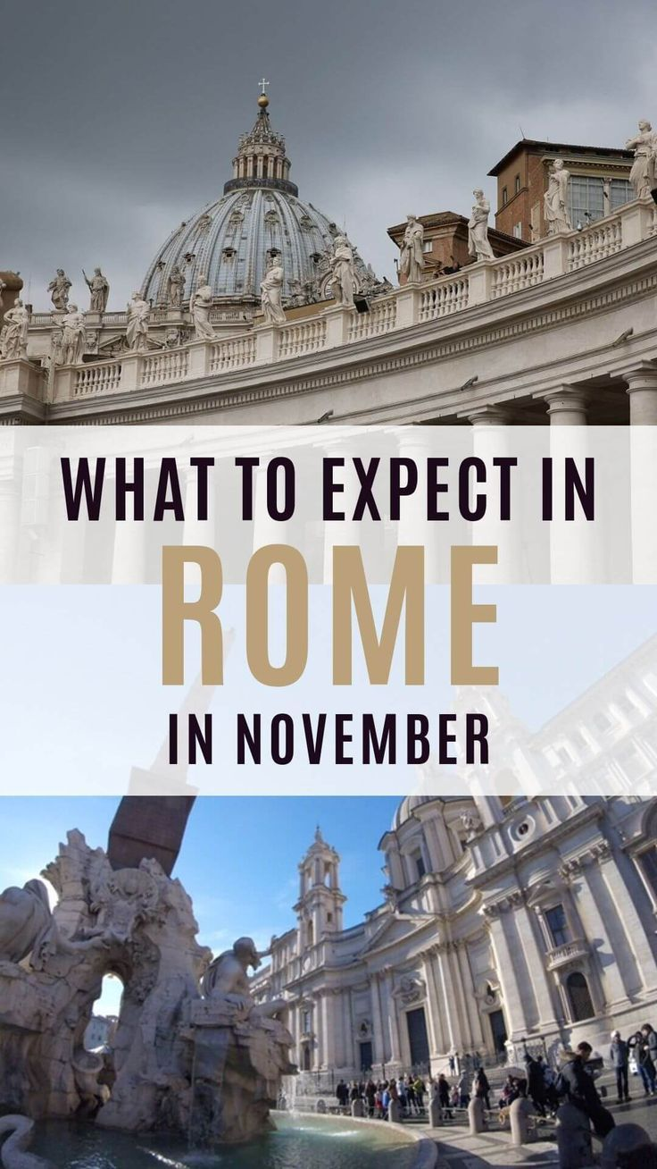 Rome In November Trip Planning Guide Mama Loves Rome Rome Travel Italy In November Weather In Italy