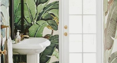 Photo of Romantic Tropical & Island Style :: This Is Glamorous