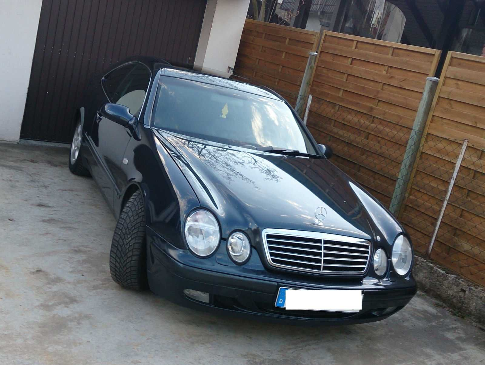 CLK 320 Mercedes Benz [01] CLK Pinterest