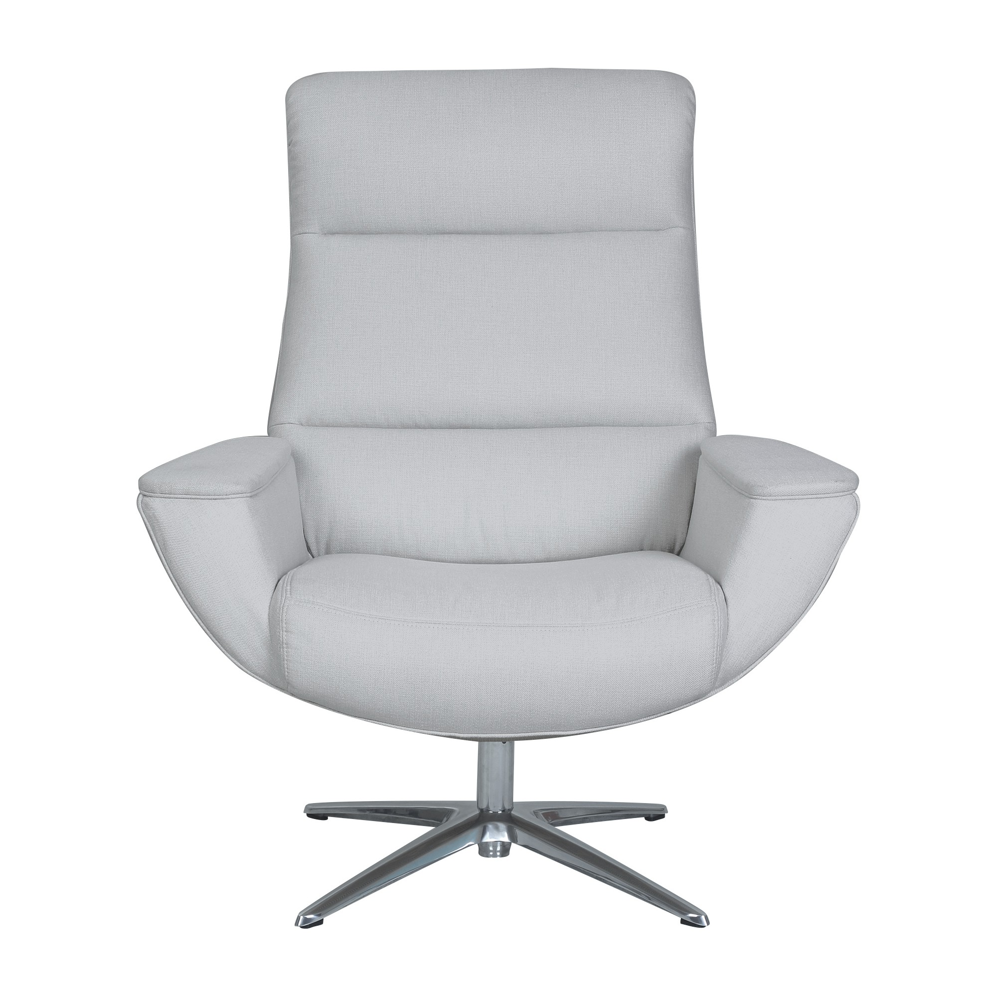 Style Logan Collaboration Lounge Chair Generate Light Gray