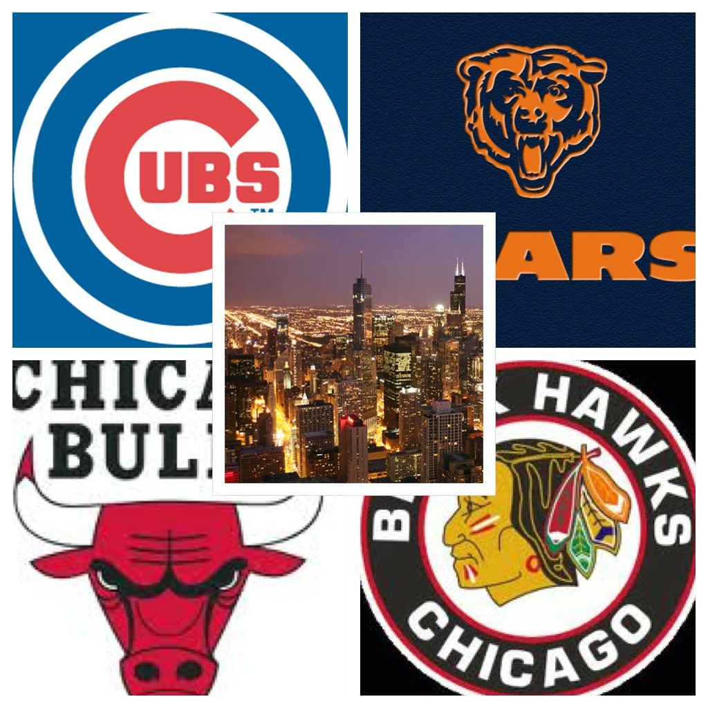 Favorite sports teams Windy city